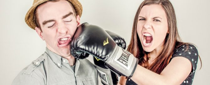 Let's get ready to trademark boxing match